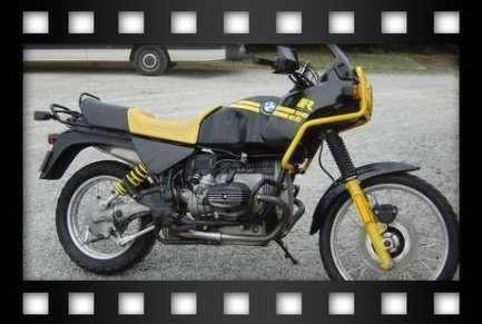 BMW R80GS de 1991 en perfecto estado